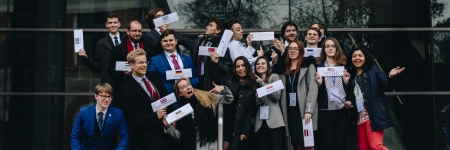 The third edition of the Jagiellonian University International Model United Nations