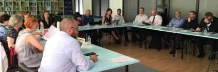 The second Workshop in the framework of the Visegrad Project